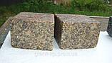 Бруківка гранітна кругляк в Києві, фото 3