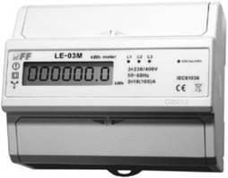 Лічильник електроенергії 3-фазний LЕ-03M з MODBUS RTU