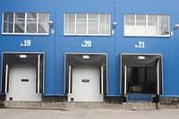 Промышленные ворота, секционные «Алютех» 5000х4000