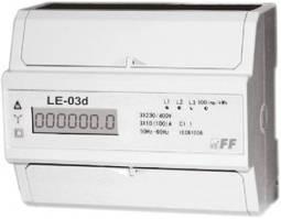 Лічильник електроенергії 3-фазний LЕ-03d