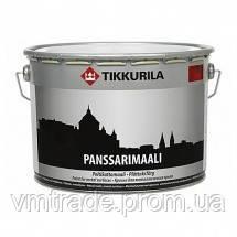 Краска для оцинковки Тиккурила Панссаримаали, С, 0.9л