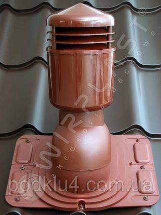 Універсальний вентиляційний вихід ДО-26 WIRPLAST діаметр 110мм, фото 2