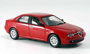 Тюнинг Alfa Romeo 156 1997-2006