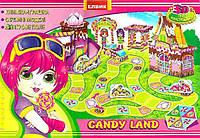 """Книга дитяча """"Книжка-игрушка Candy Land """" (укр) (Книга дитяча)"""