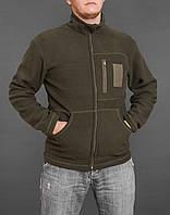 Куртка флисовая Polar Level 3 (олива), фото 1