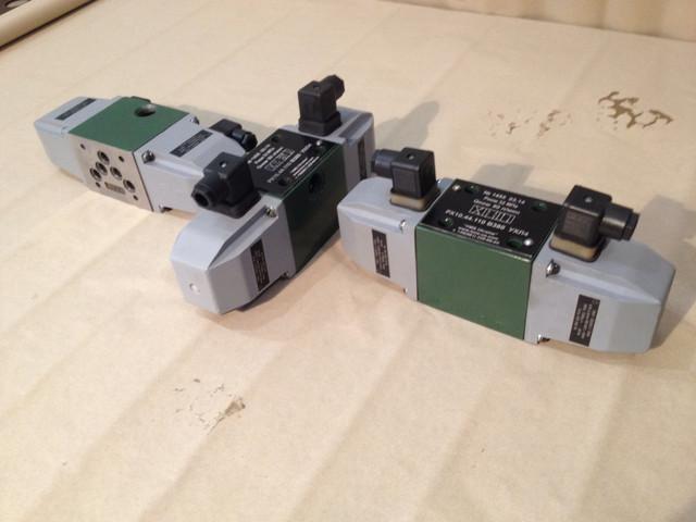 Гидрораспределители ВЕ-10, ПЕ-10, РЕ-10, РХ-10, 1РЕ-10, 4WE10 с электромагнитным управлением