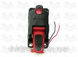 Пульт управления пневматический OMFB, 1 клавиша
