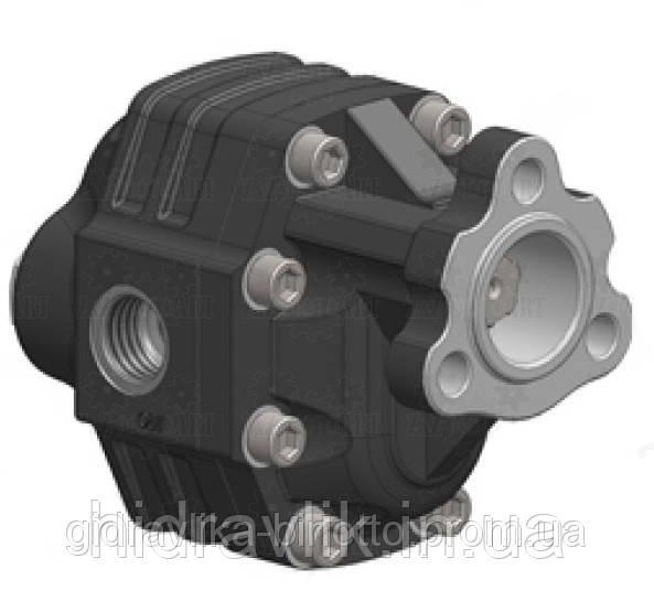 Hасос шестеренчатый Binotto 34 л/мин UNI