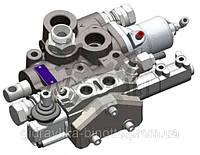 Клапан гидравлический (регуляция давления работы борта)