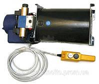 Электрический гидравлический насос 24V - 2 функции один цилиндр