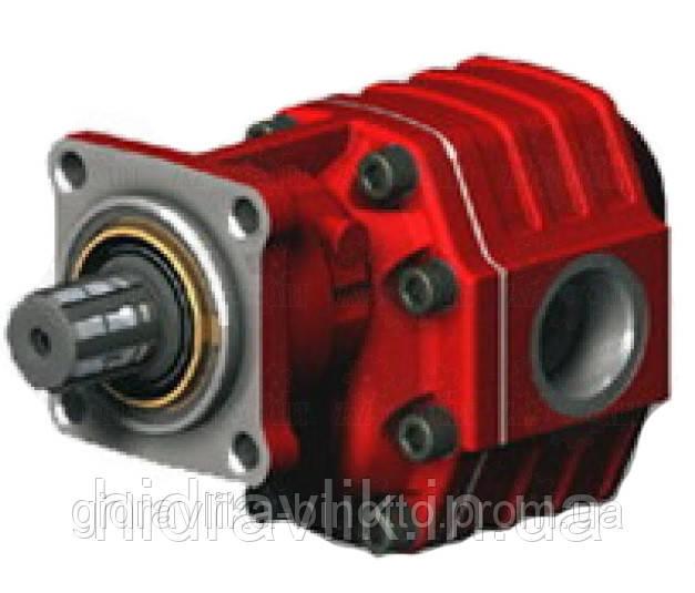 Насос шестеренчатый Binotto 82 л/мин ISO (4 шпильки)