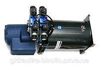 Электрический гидравлический насос 24V - 4 функции два цилиндра