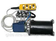 Электрический гидравлический насос 24V - 8 Функций 4 цил