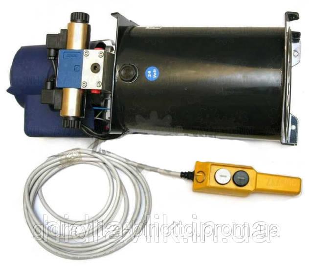 Электронасос 12V, двухходовой цилиндр