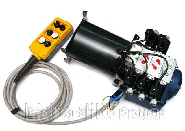 Электронасос для обработки плугом 24V