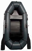 Лодка пвх надувная двухместная для рыбалки Grif boat GH-240LS