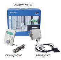 DEVIdryKit100, комплект:регул.DEVIdryC100+соед.коробка DEVIdryCD с каб+ключ+ал+скотч