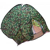 Палатка 3х местная 2х2м автомат, фото 2