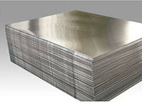 Лист алюминиевый 1.5 мм 5052 - аналог АМГ2.5