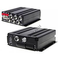 Профессиональный автомобильный видеорегистратор Gazer MH 504w