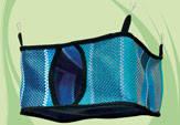 Домик - гамак Fop 40192070 для хорька 30 см/30 см