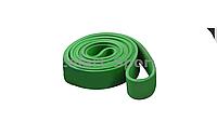 Резинка для подтягиваний (лента сопротивления) зеленый POWER BANDS M