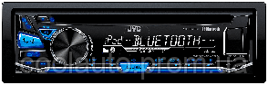 CD/MP3-ресивер JVC KD-R871BT