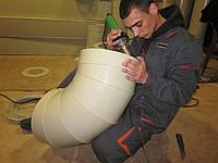 Производство пластиковой вентиляции