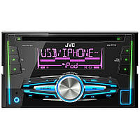 2-DIN CD/MP3- ресивер JVC KW-R710EE