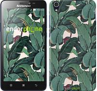 """Чехол на Lenovo K3 (K30-t) Банановые листья """"3078m-114"""""""