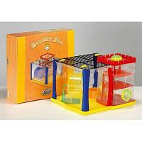 """Игровой комплекс Fop 40190070 """"Hamster Fun"""" для грызунов 34 см/34 см/25 см"""