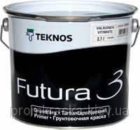 FUTURA 3 Высокоадгезионная грунтовка широкого применения