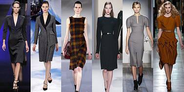 Новые платья на зиму-весну