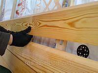 Планкен из лиственницы, сорт Экстра