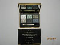 Тени для век Chanel les 6 цветов