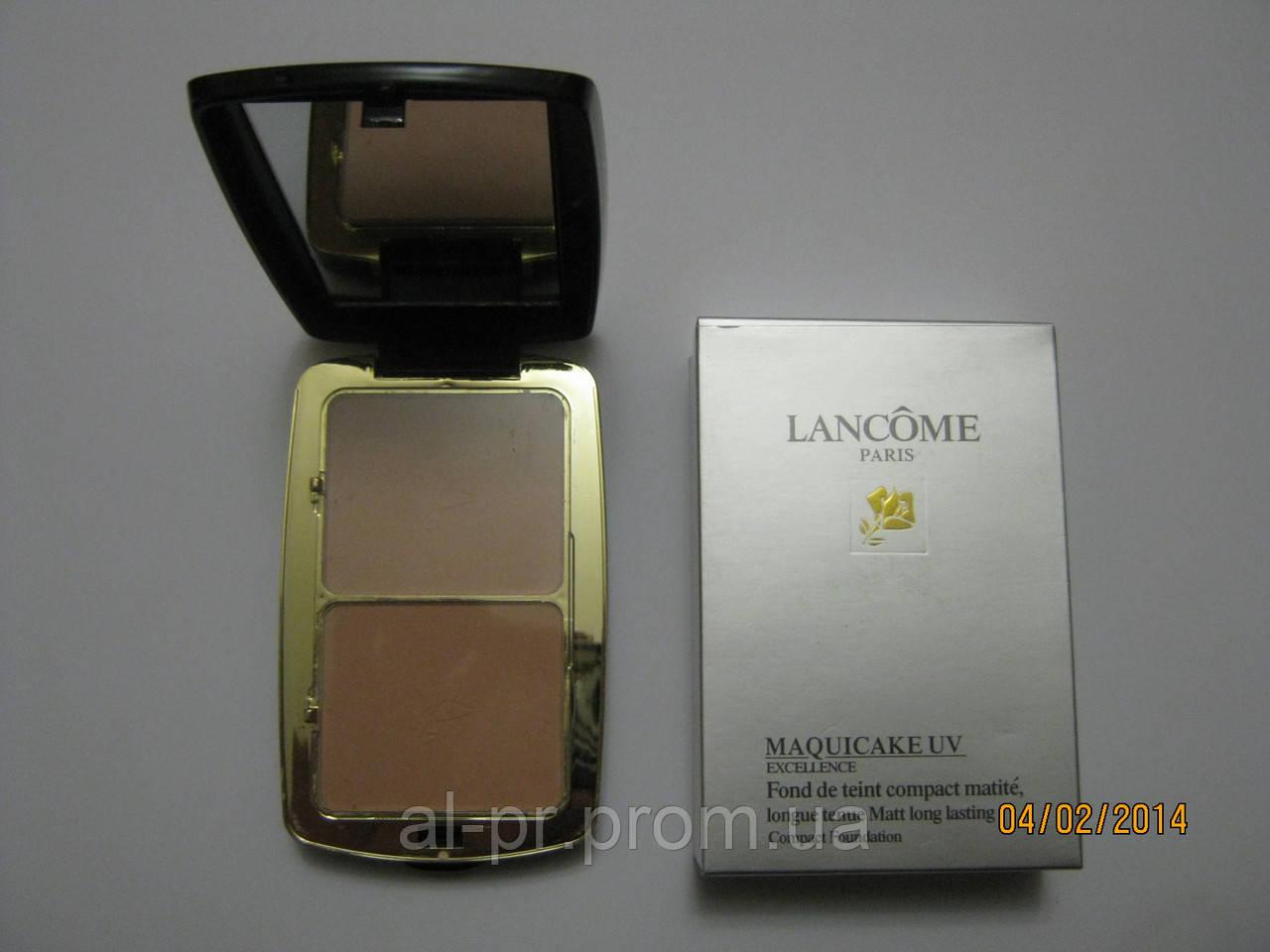 Пудра для лица Lancome Maquicake UV