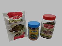 Аквариус меню для черепах  100 г