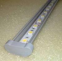 Алюминиевый профиль для светодиодной ленты (LED)
