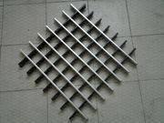 Подвесные потолки потолки решетчатые Грильято 50 х 50