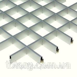 Потолки подвесные Грильято 86х86, фото 2