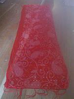 Шарфы женские, шарфики стильные разные цвета