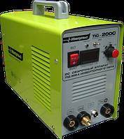 Сварочный инвертор для аргонодуговай сварки на постоянном токе ИМПУЛЬС TIG-200C