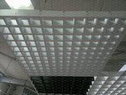 Потолки подвесные  Грильято 75х75, фото 2