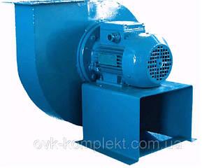 ВД-2,7 - Центробежный дутьевой вентилятор одностороннего всасывания