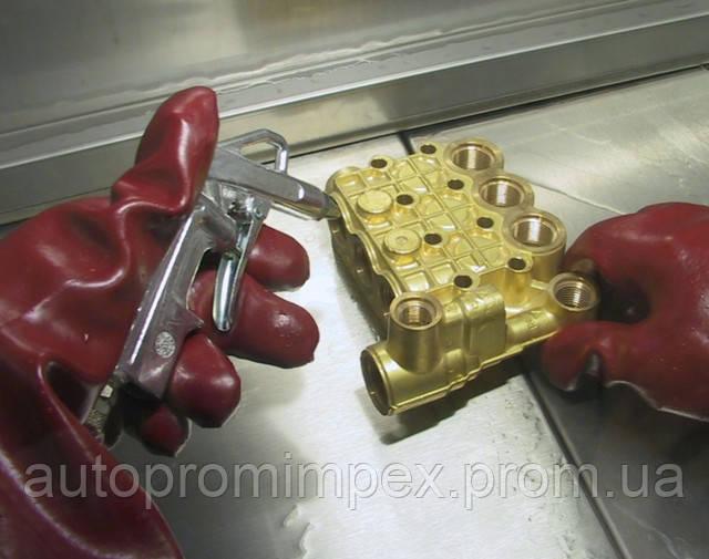 Пневматическая установка для ручной отмывки