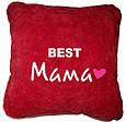 """Сувенирная подушка """"Best мама"""", фото 4"""