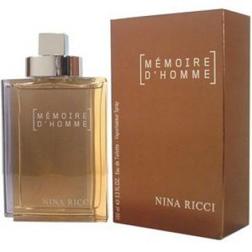 Картинки по запросу Memoire d'Homme (Nina Ricci).