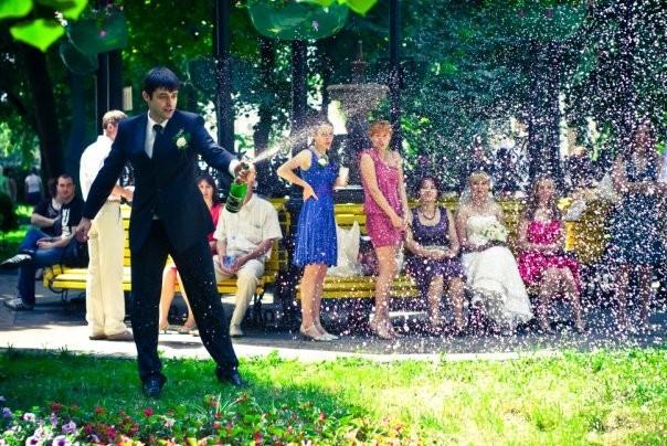 Анекдоты о свадьбе