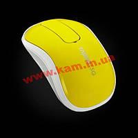 Мышь Rapoo Touch Mouse T120p wireless, желтая (T120p Yellow)