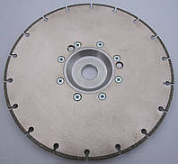 Алмазный диск на фланце для резки мрамора 230x3,0/1,8x4x22F